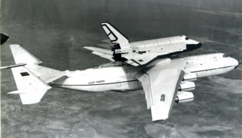 This Soviet Space Shuttle, based on stolen specs, had one successful orbital flight