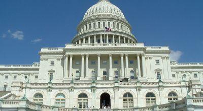 The US Capital Building, Washington DC