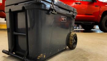 Yeti Haul | The iconic Tundra finally has wheels!