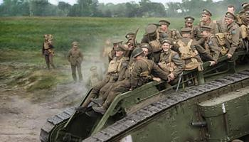 Watch: Peter Jackson's amazing new movie reveals what WWI was like