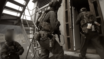A small but professional force: New Zealand's Special Air Service