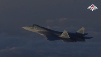Russia just released new footage of their 5th Generation Su-57 operating in Syria... but should anyone take it seriously?