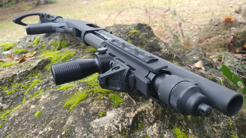 Beat 12 gauge recoil with the Ergo Mini-Max Xpress