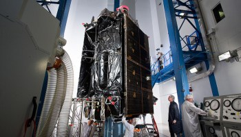 Air Force begins launching new GPS satellites despite not having a ground control system that can run them