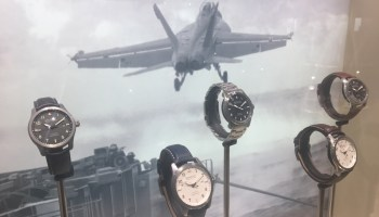 Photo of the day: Visiting the Bremont Watches Store in NYC
