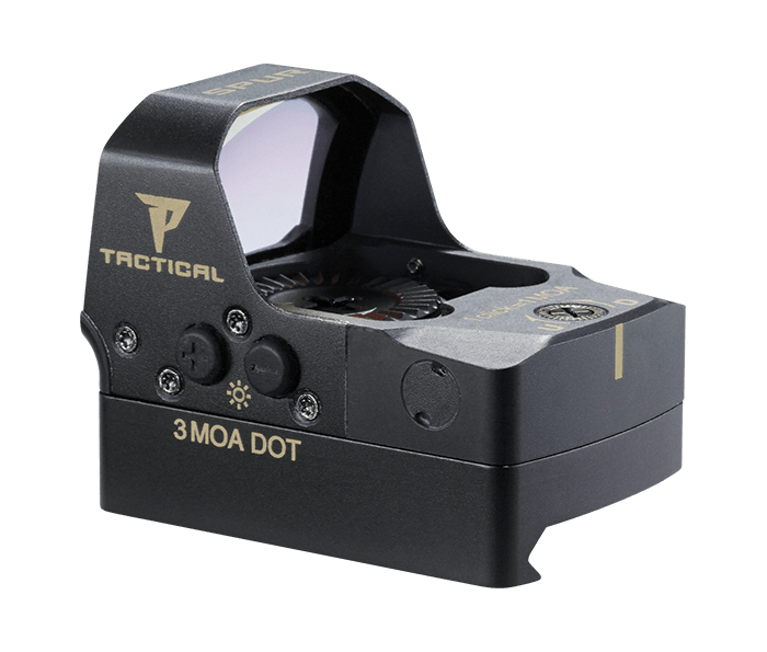 First Look: Nikon P-Tactical SPUR Reflex Sight