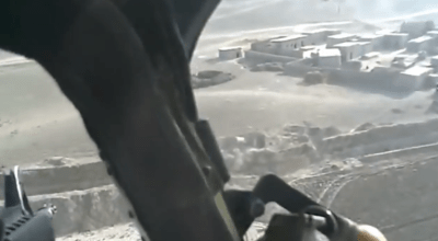 Former Army Ranger and pilot discusses footage of Kiowa pilots supporting ground forces against the Taliban