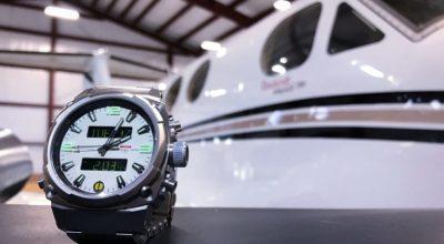 A pilot's precision timepiece: The MTM Air Stryk II