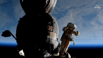 Russian cosmonauts execute 8-hour spacewalk to investigate possible sabotage aboard the ISS