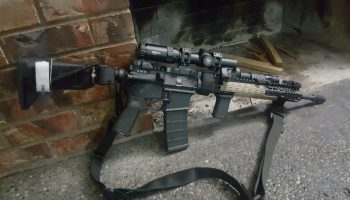 The RECCE Rifle: Originally Developed for the SEAL Teams