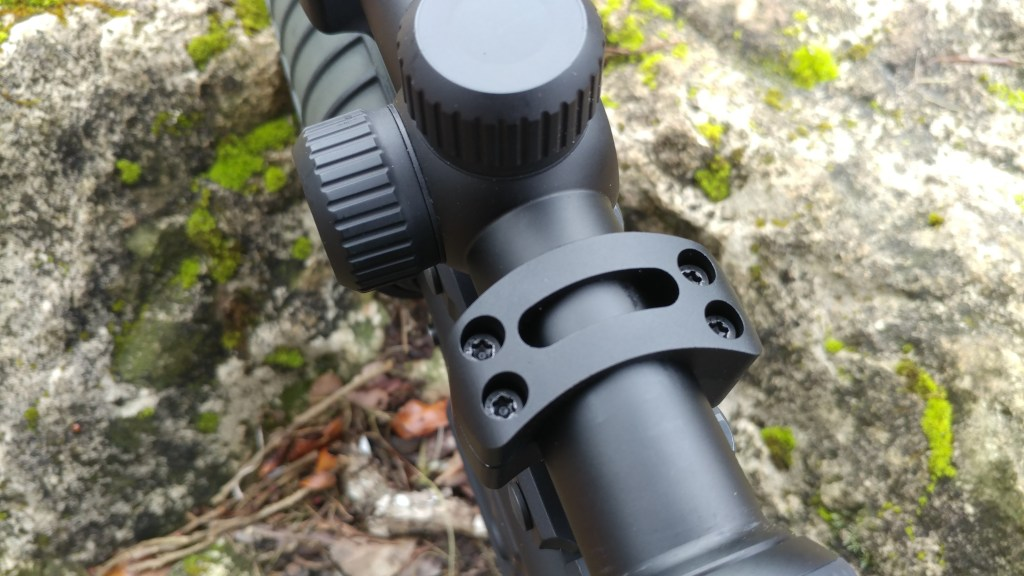 Warne MSR XSKEL1 Gen 2: The Ultimate AR scope mount