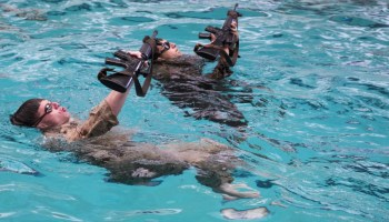 Op-Ed: Training yourself to become 'comfortably uncomfortable' in Special Operations Forces