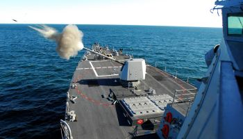US Navy responds to Chinese rail gun reports with its own 'hypervelocity' projectile test