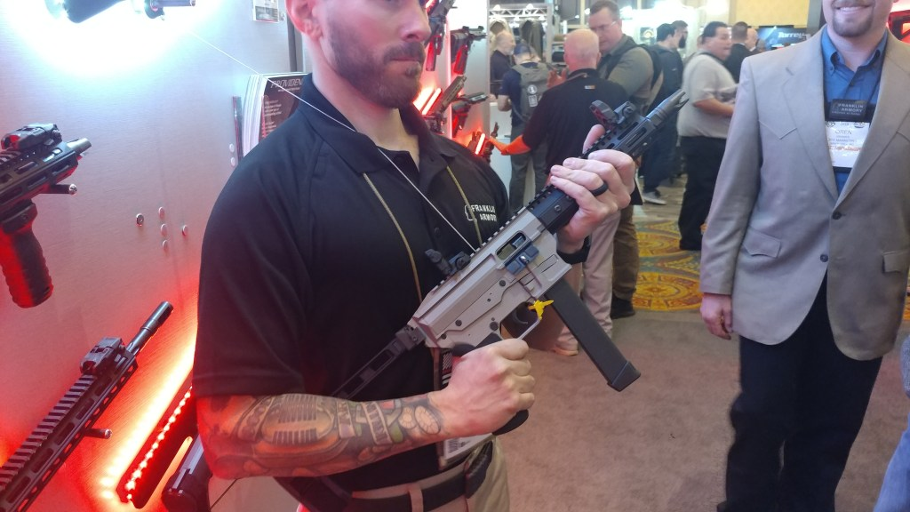 The Franklin Armory Providence: The not semi-auto AR rifle
