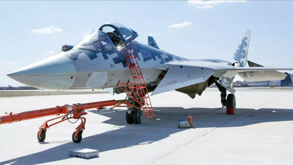 Russia touts new stealth coating on its all-but-failed 5th generation fighter
