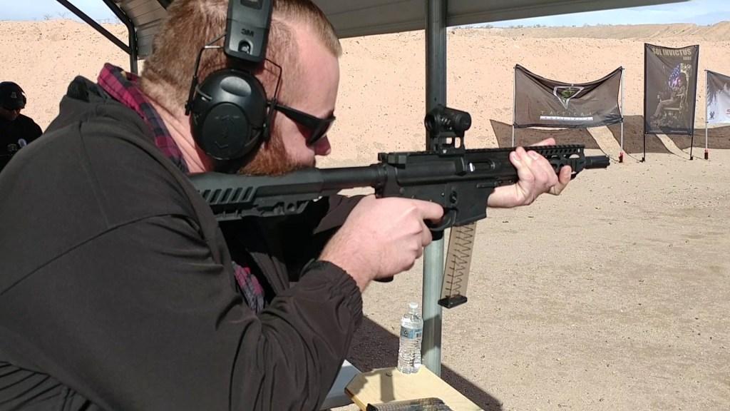Sol Invictus Pistol Caliber Carbines