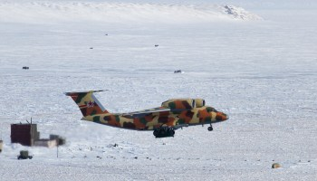 Russia's foothold in the Arctic: Moscow admits to flying more than 100 patrol and recon flights from Arctic bases