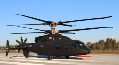 Boeing/Sikorsky SB-1 Defiant, A Possible Replacement for the Blackhawk