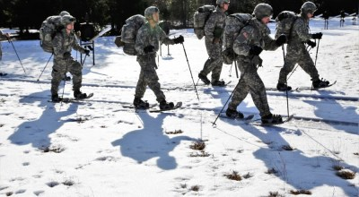 SOF Tips: Rucking trails in deep snow? Try something new and go snowshoeing