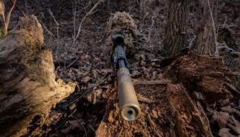 Female officer graduates from USMC Scout Sniper Unit Leaders course