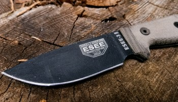 ESEE-3 MIL Fixed Blade: Practical and fully capable
