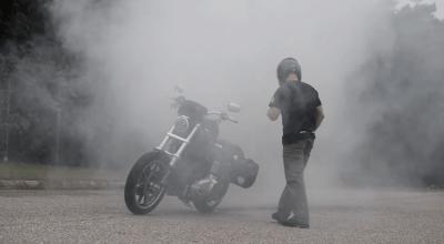 Kyle Defoor talks about his custom Harley Davidson DYNA FXDL Lowrider
