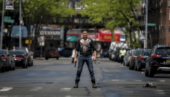 Opinion: The Punisher and the social utility of killing