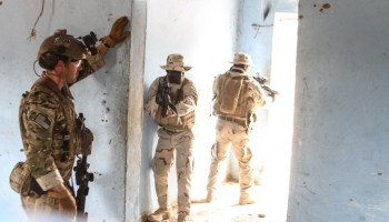 Flintlock 2019: AFRICOMs special operations forces exercise in Burkina Faso
