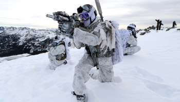 While America focuses on its southern border, the Arctic has become 'the front line of defense'
