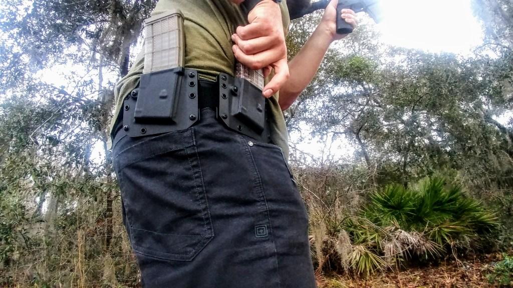 The Cinturon Belt from Bravo Concealment