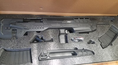 Quick Look: TriStar Compact bullpup shotgun