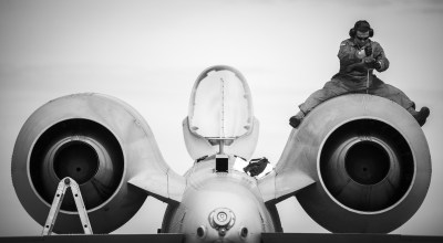 The Pic of the Day: Tooling on the A-10 Thunderbolt