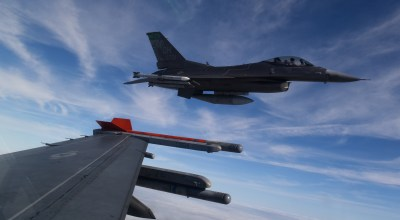 The Pic of the Day: F-16 Fighting Falcons over Florida