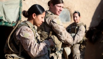 Federal judge rules America's male-only draft is unconstitutional