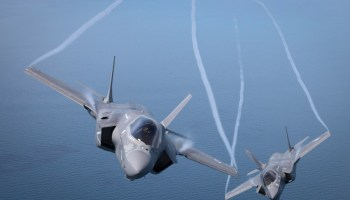 Report: Air Force F-35's close air support gun doesn't work and only 60% of delivered jets fly