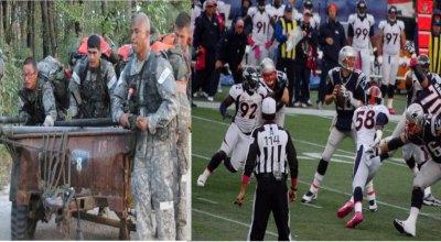 Military, LEO Family Life Shape New England Patriots Success