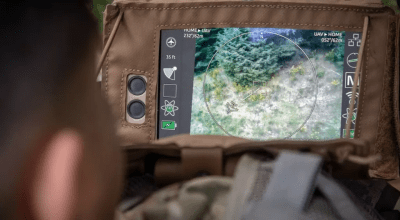 Watch: The pocket drones destined to revolutionize military operations