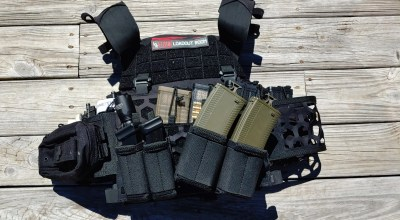 The 5.11 All Missions Plate Carrier: The most modular plate carrier on the market