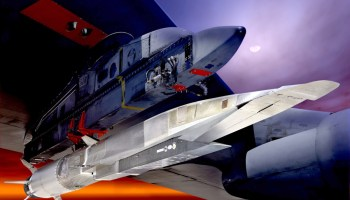These are the hypersonic weapons America is developing to launch from combat aircraft