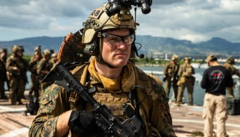 Island hopping is back on the menu: Marine Corps and special operations units seize Pacific island