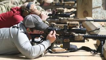 US special operators and Marines take top spots in international sniper competition