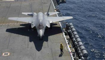 Watchdog report: Navy risking troops' lives by pushing the F-35C into combat