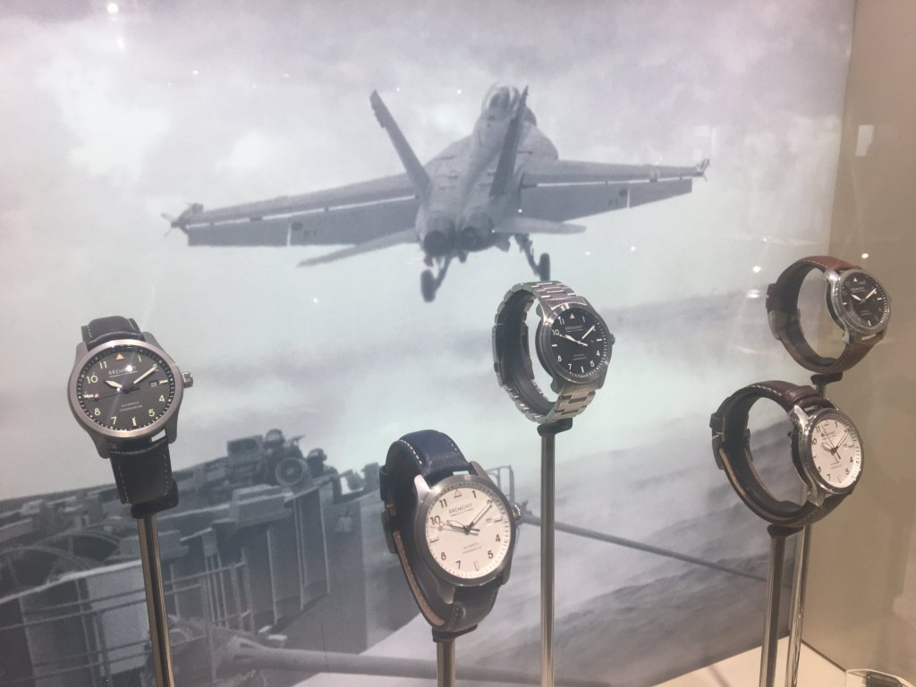 Bremont Watches enters into a partnership with the Ministry of Defense