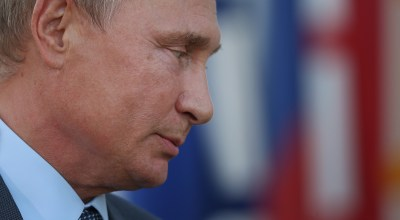 (Russian President Vladimir Putin. Photo: Sean Gallup/Getty Images)