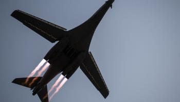All USAF B-1B Lancers grounded after ejection seat defect discovered