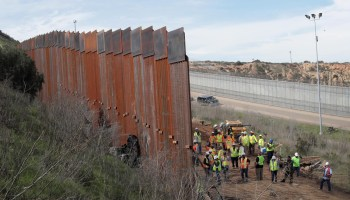 Here is the complete list of military projects the Department of Defense says may get bumped for the border wall
