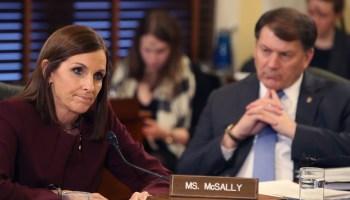 Former A-10 pilot and Senator Martha McSally reveals she's a rape survivor