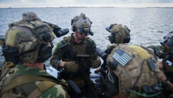New defense budget includes unexpectedly large pay raise for troops