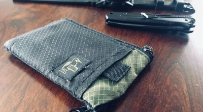 Chums Surfshorts Wallet: The perfect front pocket wallet for an active lifestyle?