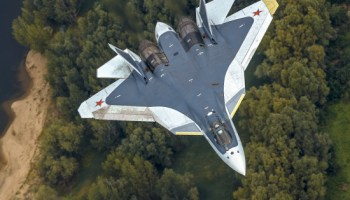 Despite its 5th-generation failure, Russia touts plans for a '6th-generation' fighter